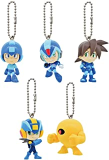Gashapon Mega Man Swing Set