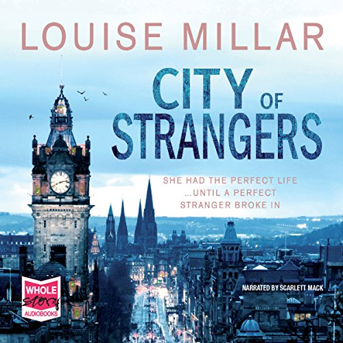 City of Strangers audiobook cover art