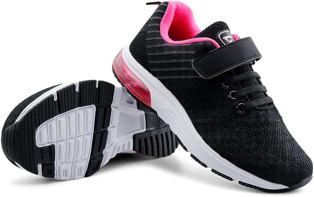 JABASIC Kids Large-scale sale Lightweight Air Cushion Girls At Shoes Running Ranking TOP2 Boys