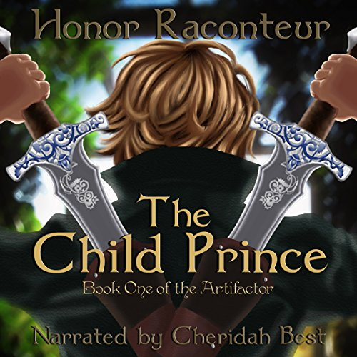 The Child Prince audiobook cover art