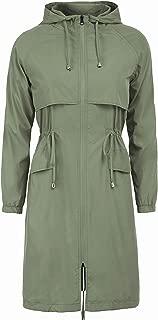 Raincoats Waterproof Rain Jacket Active Outdoor Hooded Women's Trench Coats