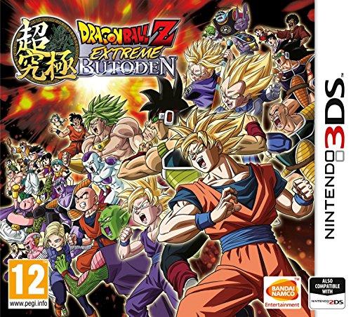 Dragon Ball Z Extreme Butoden (Nintendo 3DS)