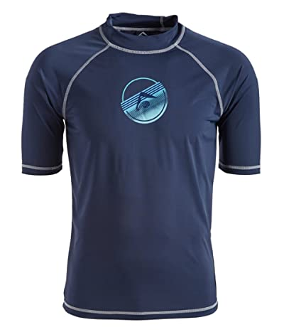 Kanu Surf Echelon Upf 50+ Sun Protective Rashguard Swim Shirt