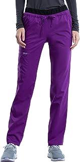 CHEROKEE Workwear WW Revolution WW105 - Pantalón de tiro medio con cordón