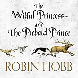 The Wilful Princess and the Piebald Prince cover art