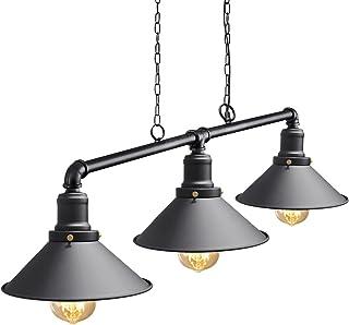 Vintage Industrial Ceiling Light Metal Shade