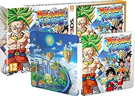 Amazon es: Dragon Ball Fusions: Videojuegos