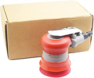 Pneumatic Air Palm Random Orbital Sanders Polishers 3 inch 75mm Sanding Tool for Auto Body Work