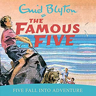 Famous Five: Five Fall Into Adventure cover art
