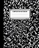 Composition Notebook: 100 Unruled Pages 50 Sheets
