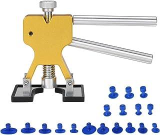 DEDC Kit de Herramientas para Reparación de Abolladuras de Coche Reparación para Daños por Granizo Dent