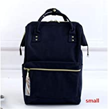 large size or small size a ring Students Backpacks For Teenage &boys School Bag Laptop Wateroof