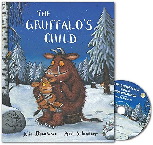 The Gruffalo's Child Book and CD Pack (Book & CD)の詳細を見る