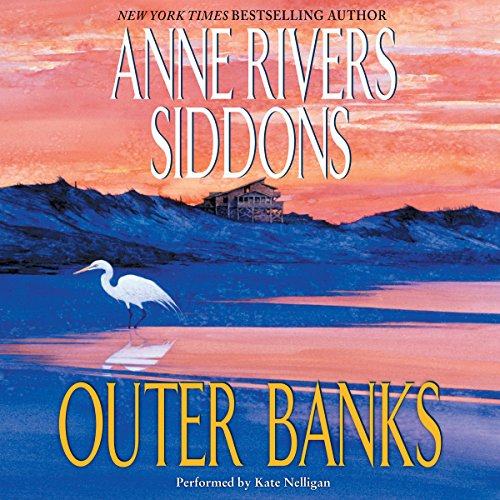 Outer Banks audiobook cover art
