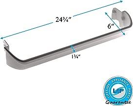Lifetime Appliance 240534701 Door Bar Rack Compatible with Frigidaire or Kenmore Refrigerator