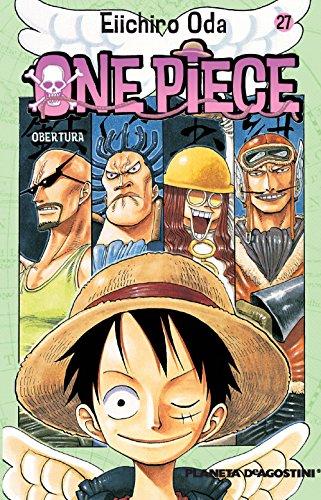 One Piece nº 27: Obertura (Manga Shonen)