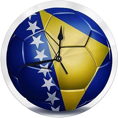 auguce Reloj de Pared Moderno Puño Cerrado en protesta Reloj ...