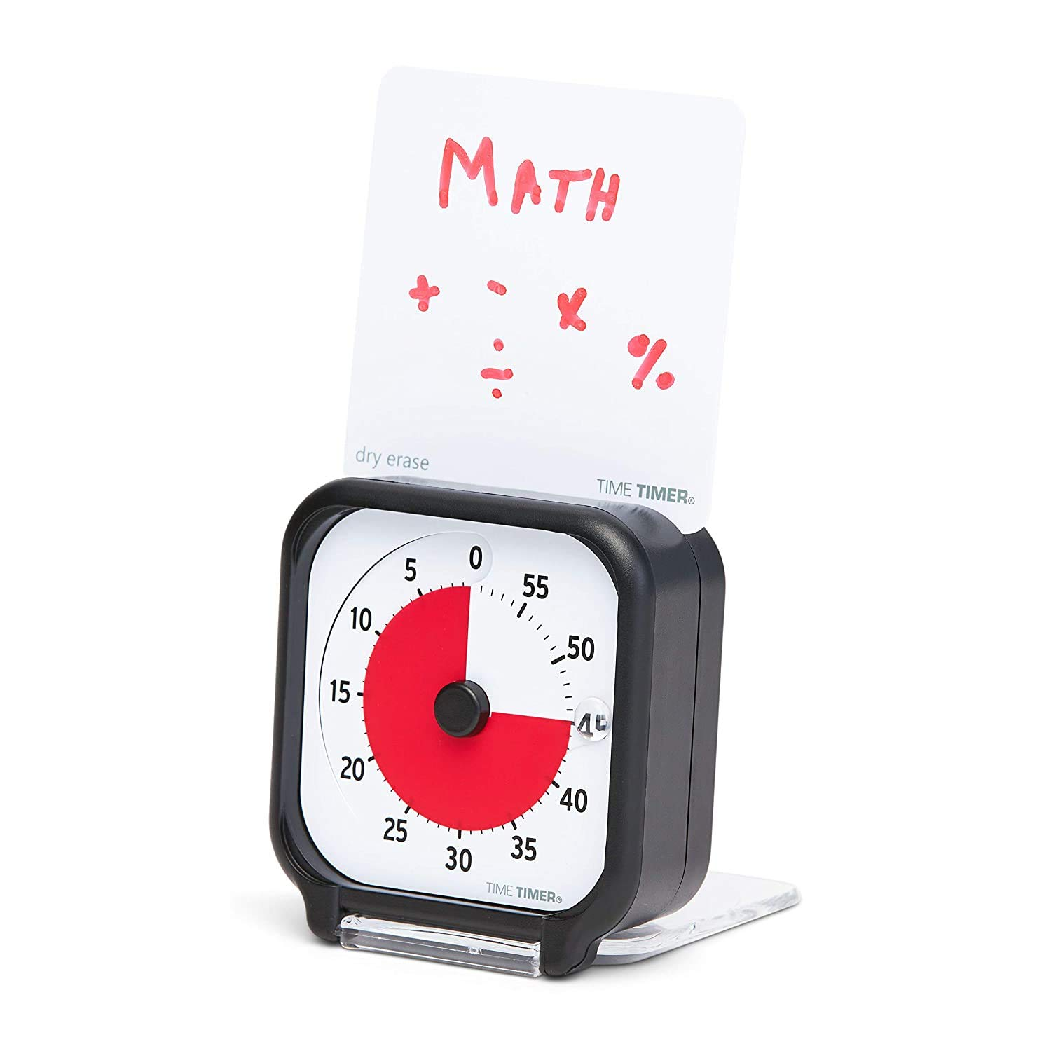 Time Timer depot 3 inch Visual — Desk Countd 60 Minute Kids List price