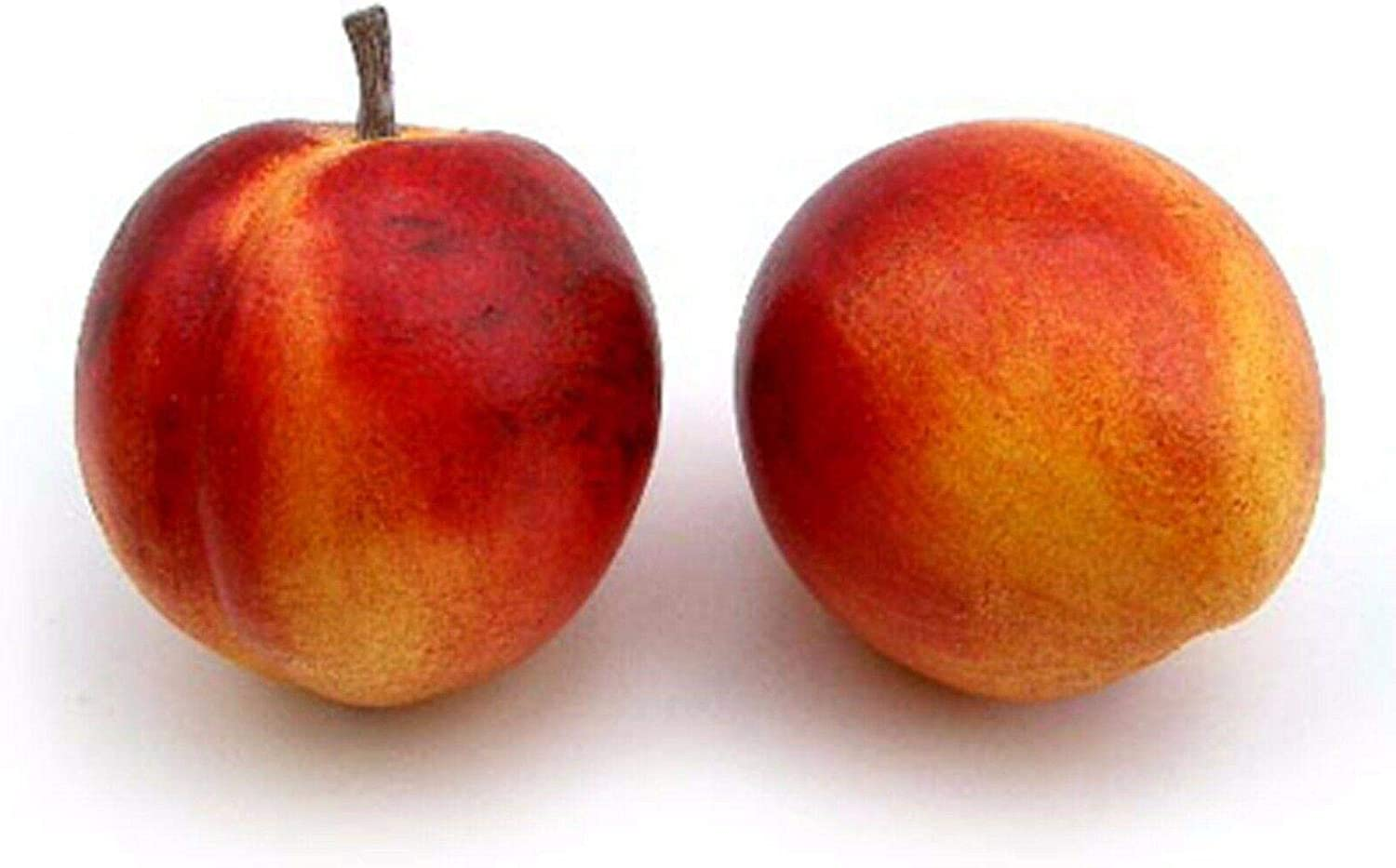 Artificial Industry No. 1 Nectarine Bag of 24 Sizes Fruit 2 Decorative Small Tucson Mall