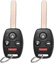 honda accord replacement key fob