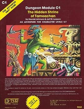 The Hidden Shrine of Tamoachan (Advanced Dungeons & Dragons Module, C1) - Book  of the Advanced Dungeons and Dragons Module #C4