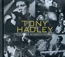 Tony Hadley-Live from Metropolis Studios