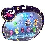 Hasbro Littlest Pet Shop Moonlite Friends Glow In The Dark