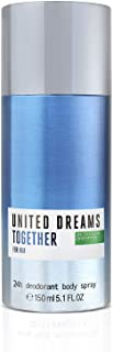 United Colors of Benetton Together For Him Deodorant Spray, 150 ml