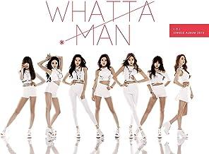 Stone Music Entertainment I.O.I IOI - Whatta Man (1st Single Album) [Reissue] CD+Booklet+Photocard+Reissue ver. Folded Poster