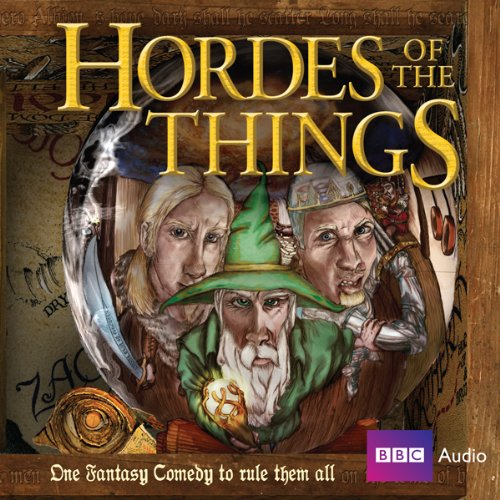 Hordes of the Things audiobook cover art
