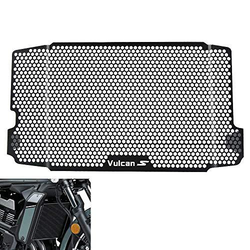 Cubierta de parrilla de protección de radiador de motocicleta para Kawasaki Vulcan S SE 2017 Vulcan S Cafe Light Tourer 2018 Vulcan S Cafe 2018-2020 Vulcan S Sport 2018-2020 Vulcan S 2015-2020