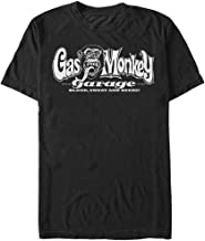 Fifth Sun Gas Monkey Men's Blood, Sweat, and Beers T-Shirt