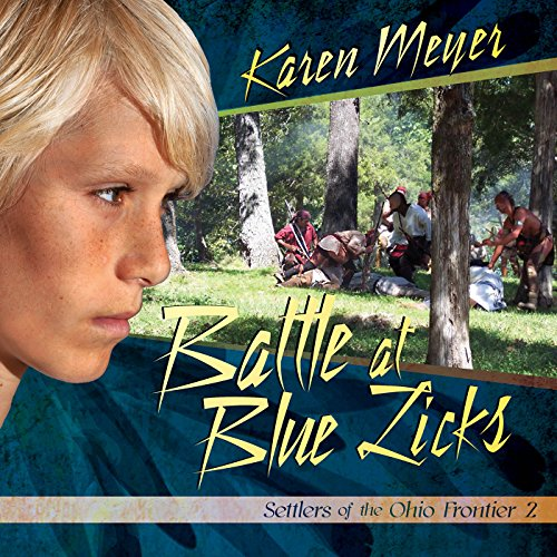 Battle at Blue Licks  By  cover art