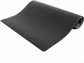 XtremepowerUS Treadmill Protective Exercise Mat, 7.8' x 3.8'