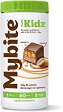 Mybite Kidz Chocolate Multivitamin, 60 Bites, Vitamins A, B6, B12, C, D, E, Zinc, Delicious Supplement with Immune Support...