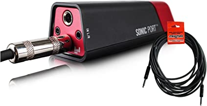 Line 6 Sonic Port Pro-Quality Guitar System for iPod touchr, iPhoner and iPadr w/ Cable