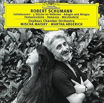 Schumann: Cello Concerto; Chamber Music