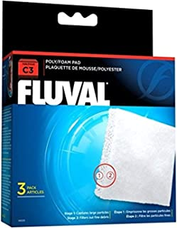 Fluval C3 Poly Foam Pad (Pack of 3)