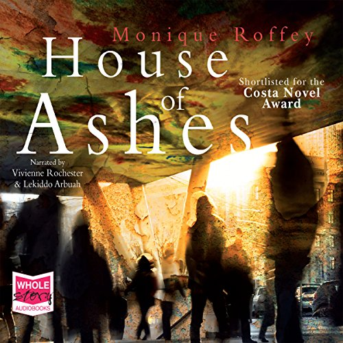 House of Ashes audiobook cover art