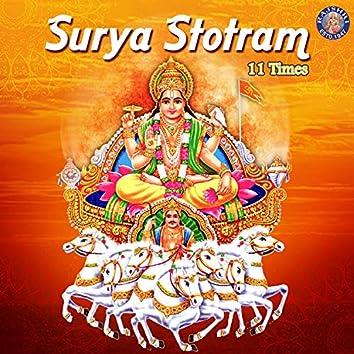 Surya Stotram 11 Times