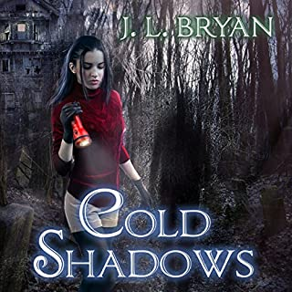 Cold Shadows     Ellie Jordan, Ghost Trapper Series #2              By:                                                                                                                                 J. L. Bryan                               Narrated by:                                                                                                                                 Carla Mercer-Meyer                      Length: 6 hrs and 33 mins     187 ratings     Overall 4.5