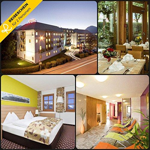 Viaje faros–4días a romántica en * * * * Hotel alphotel Tirol experiencia de Innsbruck–Hotel cupones de cupones kurzreise Viajes viaje regalo