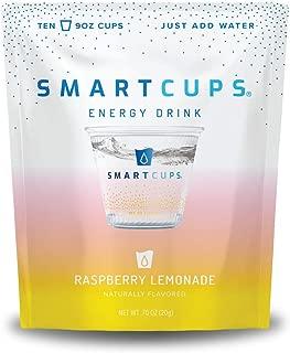 SmartCups v2 Energy Drinks (Raspberry Lemonade v2 Energy Drink 10pk)