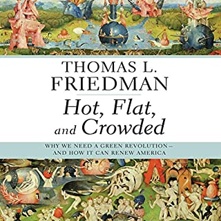 Hot, Flat, and Crowded cover art