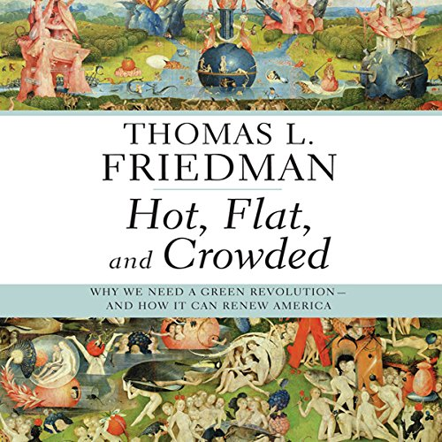 Hot, Flat, and Crowded audiobook cover art