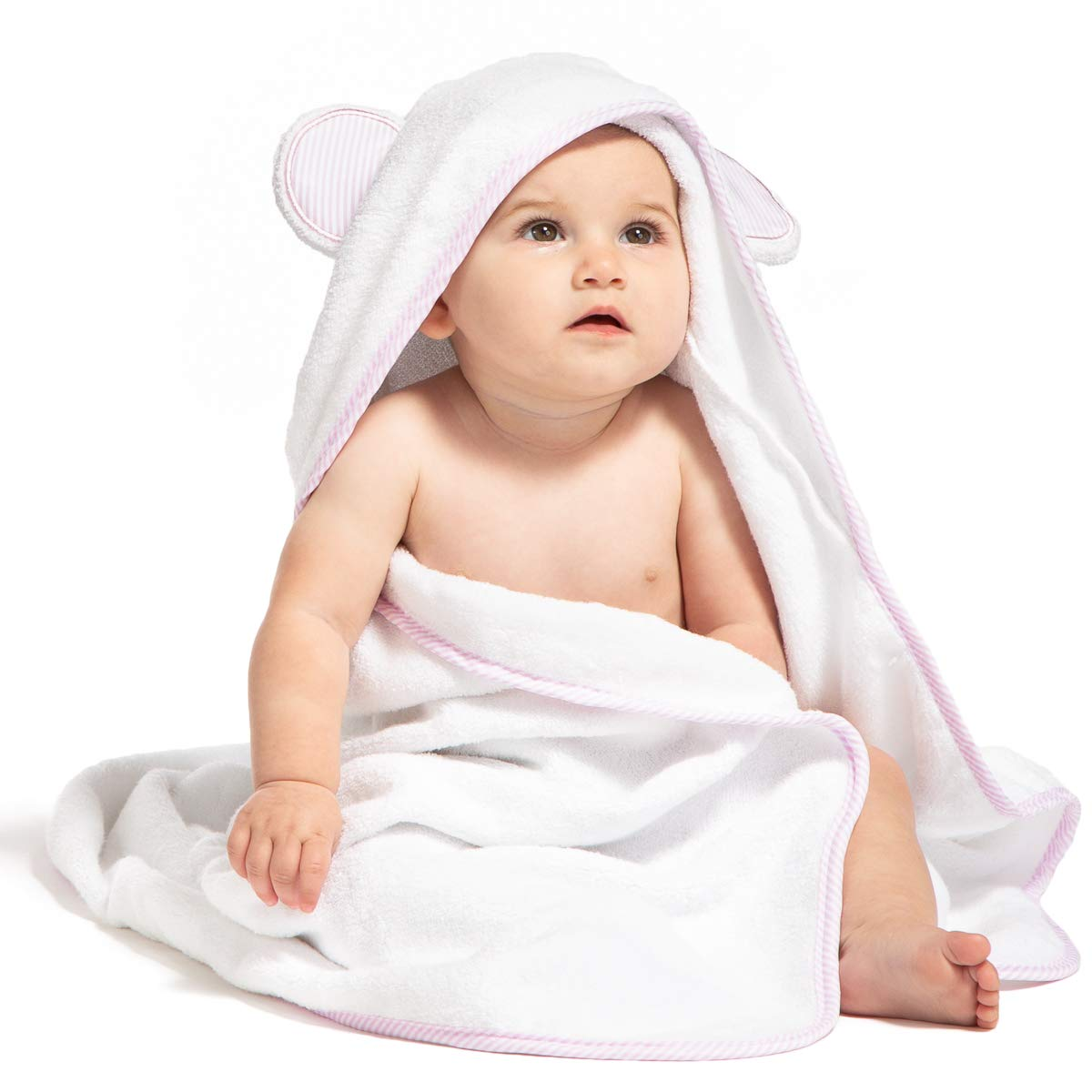 Fishers Finery Soft Absorbant Hooded Towel fo Cloth Set and Max Complete Free Shipping 53% OFF Wash