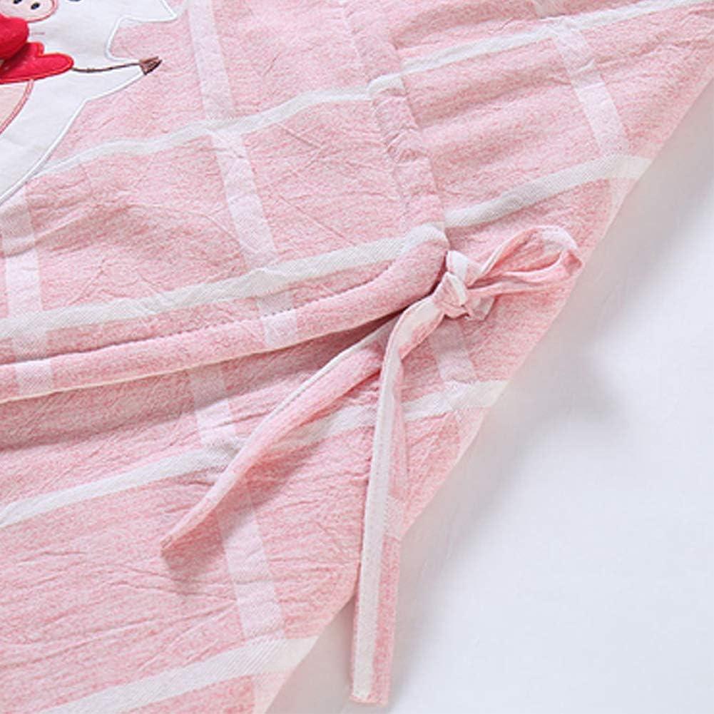 WGXQY Sacs De Couchage pour Bébé en Coton, Le Coton Nouveau-Né Est Prise Rempli De Fibres De Polyester 90 * 90Cm Four Seasons Général pink