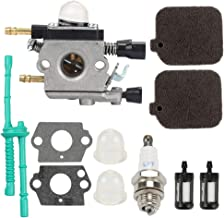 Hayskill BG45 BG55 Carburetor C1Q-S68 for Stihl BG46 BG65 BG85 SH55 SH85 Blower Replace 4229 120 0606
