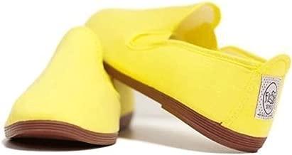 UK7 FAUXIA FunkyFashion Unisex Womens Mens Ladies Javer Flossy Espadrilles Plimsoll Flat Shoes Pumps Fuscia 40