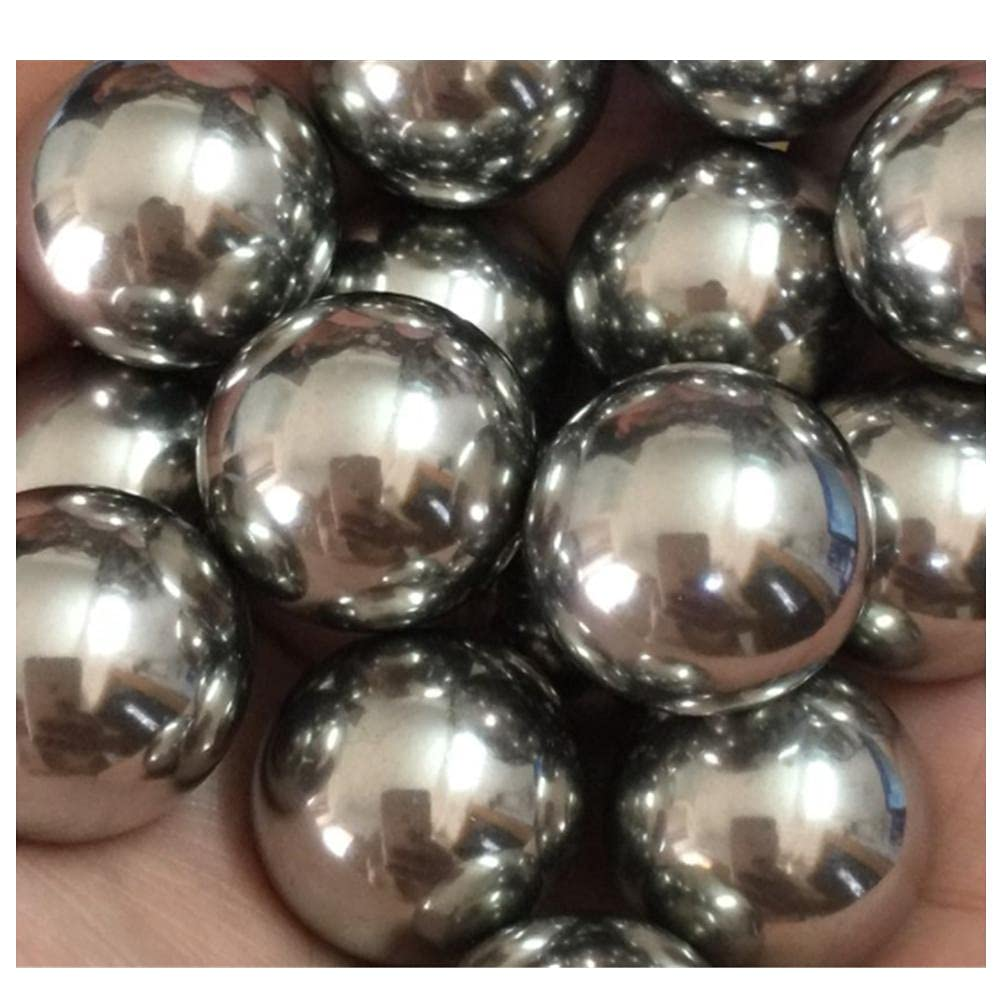 Ranking TOP2 304 Stainless Steel Beads brigh Fees free Precision Solid 0.039in-0.0625in